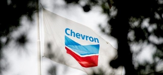 Chevron flag