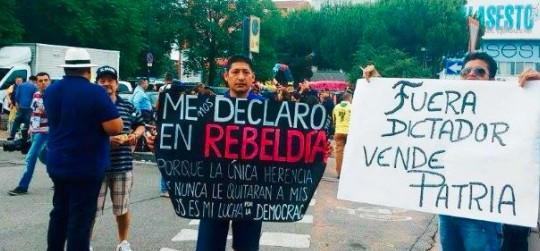 Rafael Correa censors Ecuadorians in Italy - Ecuador political news