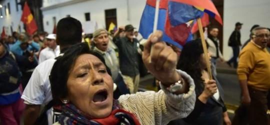 Politics in Ecuador